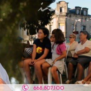 Isi, humorista da Televisión de Galicia