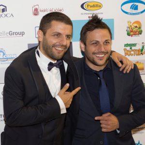 Alvaro Veiga y Xacobe Sanz